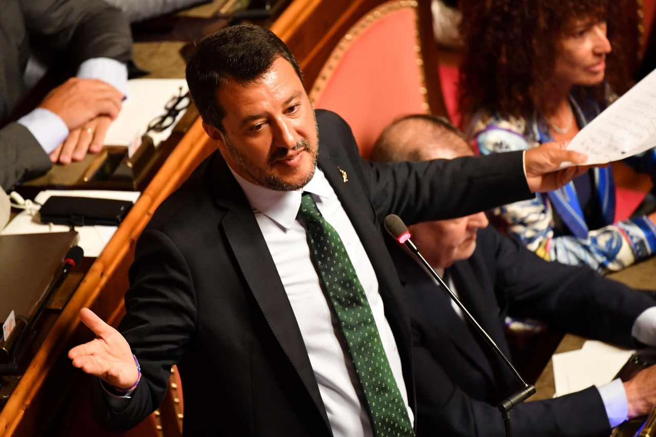 Matteo Salvini - Getty Images