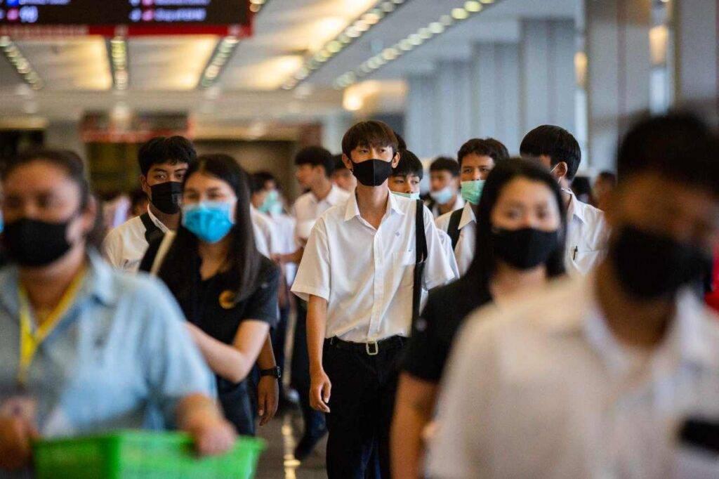 Misure prevenzioni Asia