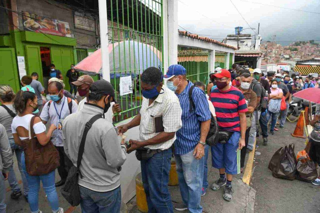 Vaccino Venezuela