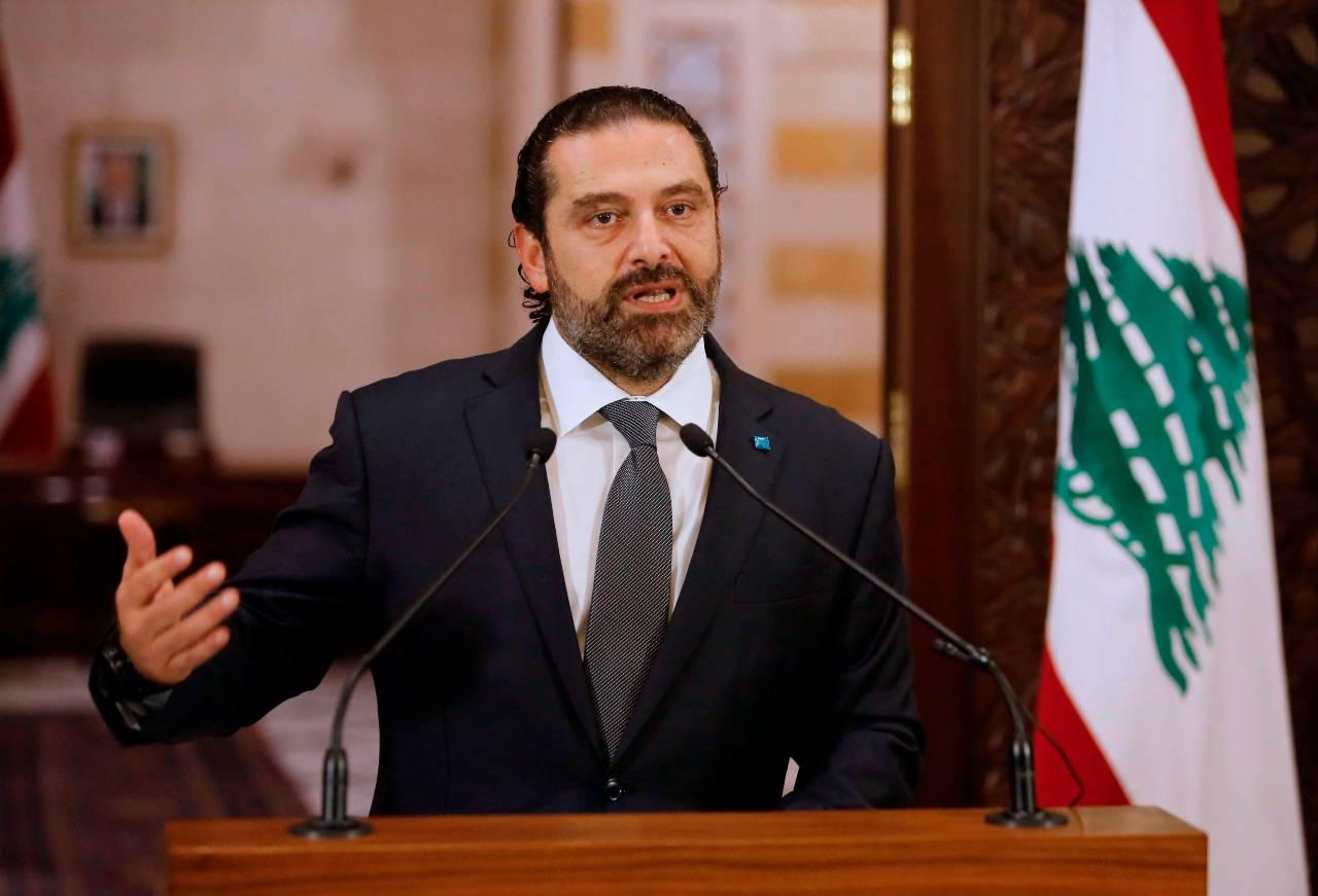 Libano, Saad Hariri