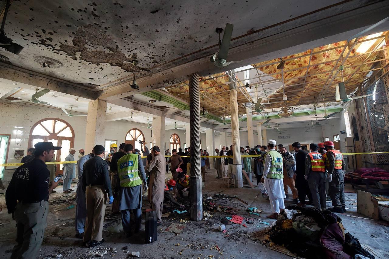 Pakistan: attentato a scuola coranica, bilancio morti sale a 7