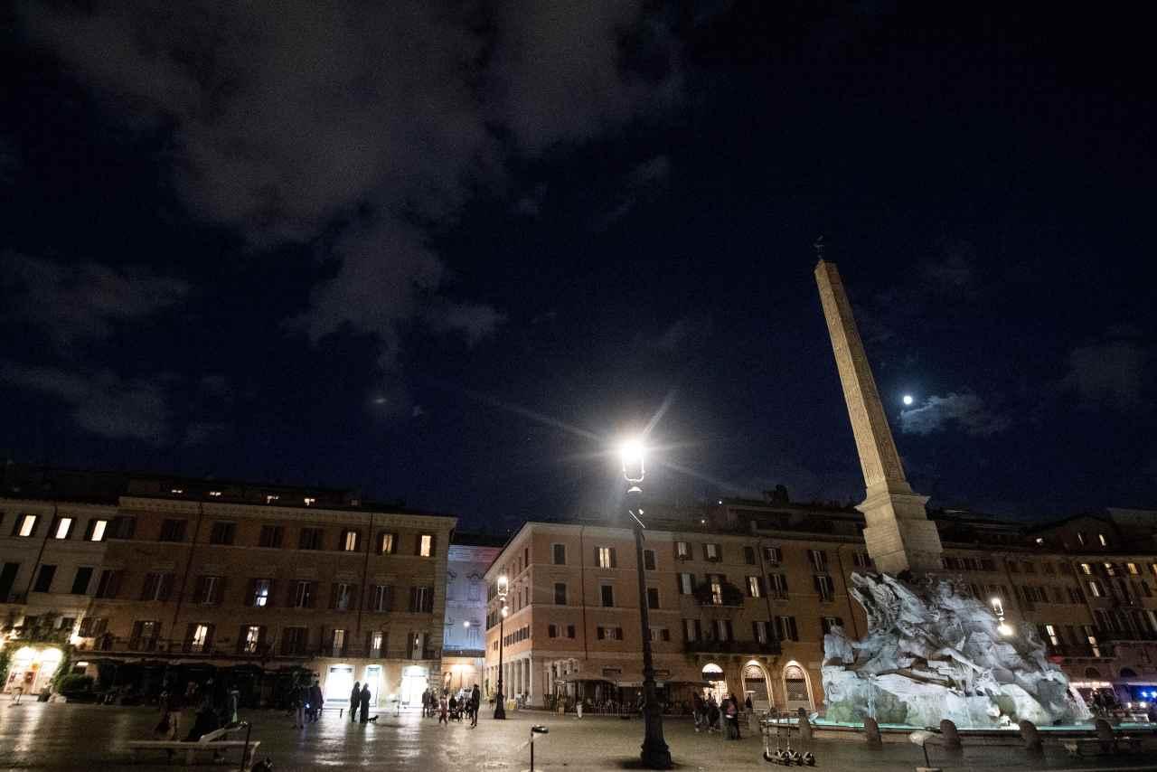 rissa a Roma