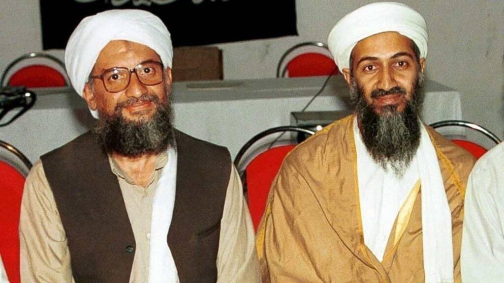 al Zawahiri Bin Laden
