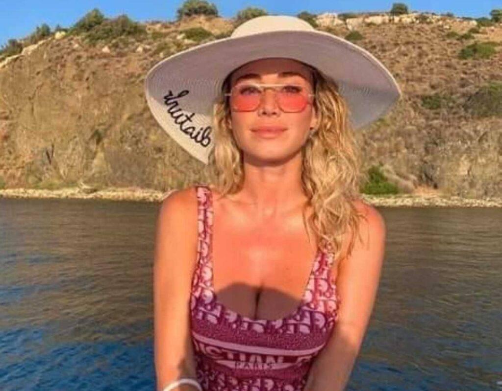 Diletta Leotta al mare