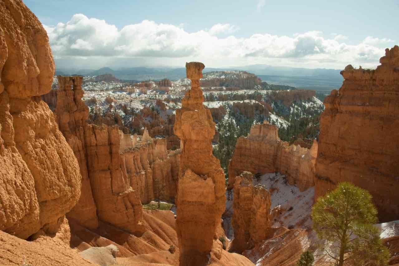 monolite nel deserto Utah