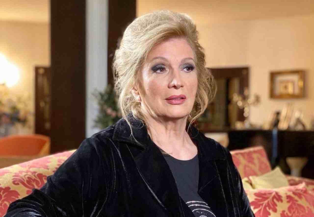 Iva Zanicchi in lacrime in diretta Tv