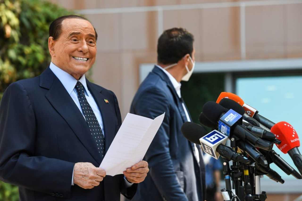 Berlusconi Governo