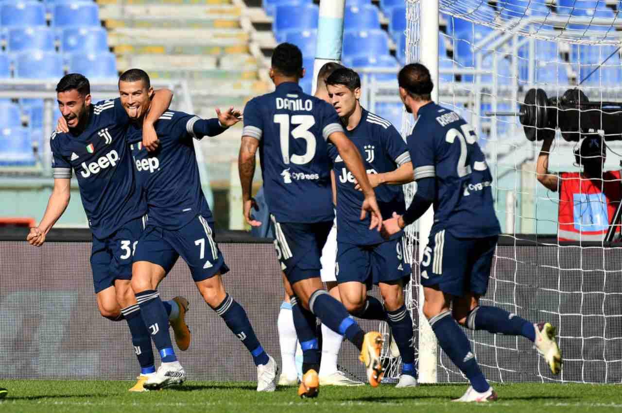 Juventus Cagliari streaming gratis