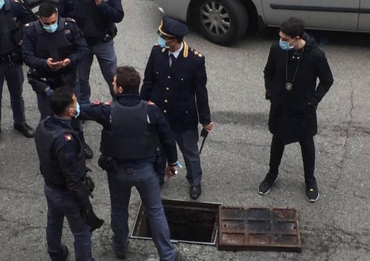 Milano rapina