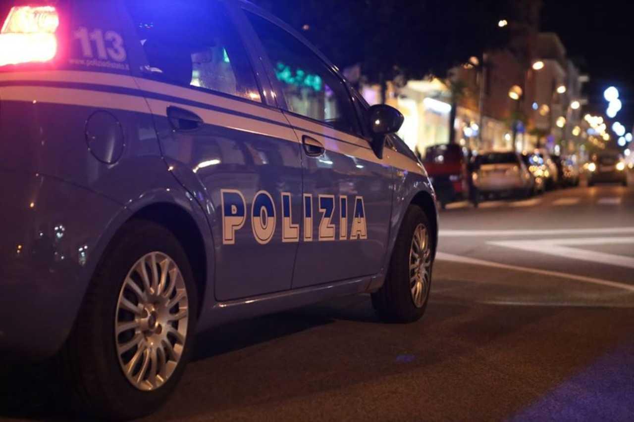 Milano nonno arrestato