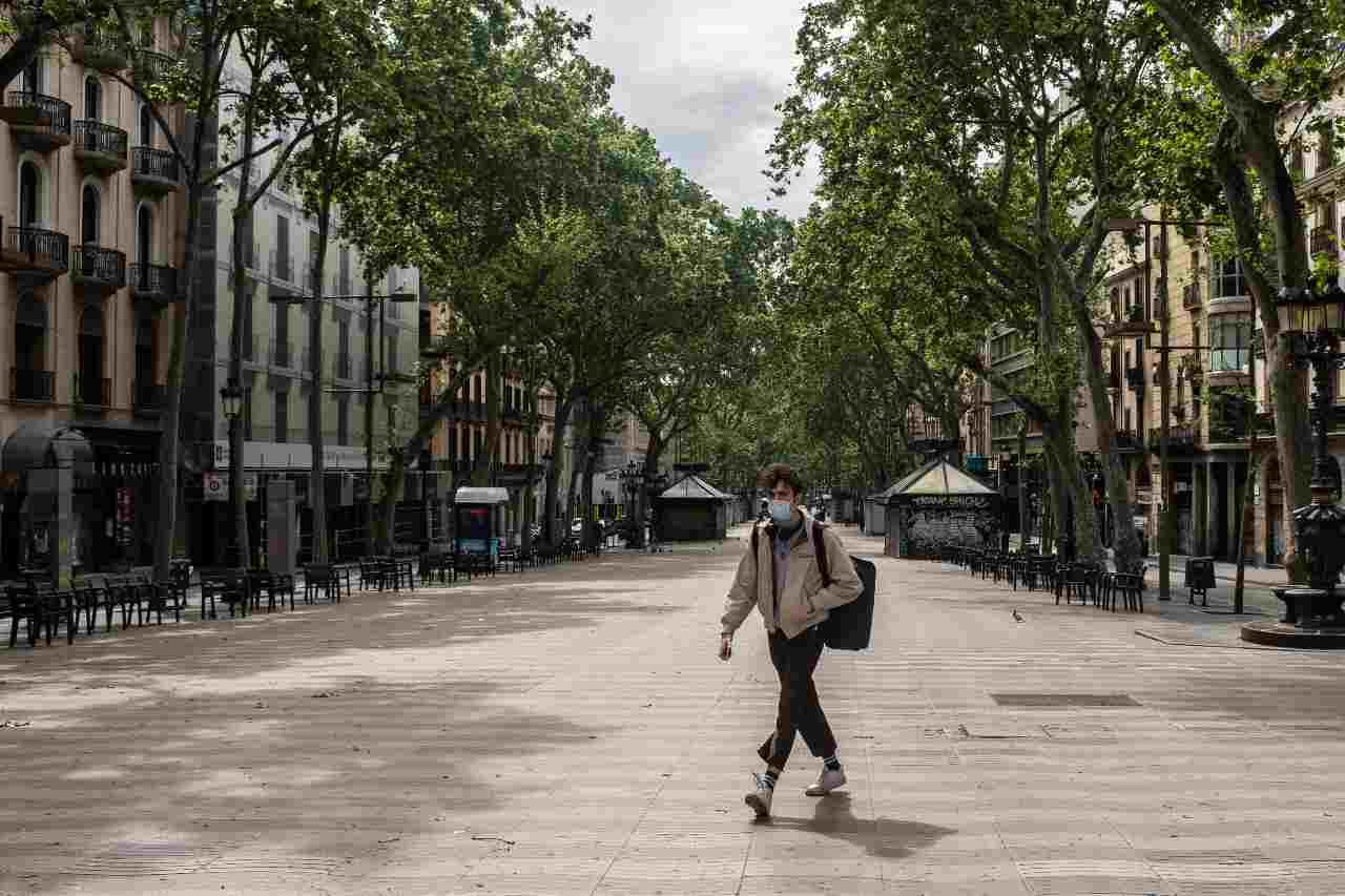 Spagna, revocato lo stato d'emergenza