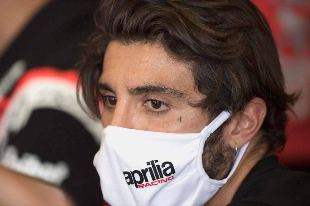 Squalifica Andrea Iannone