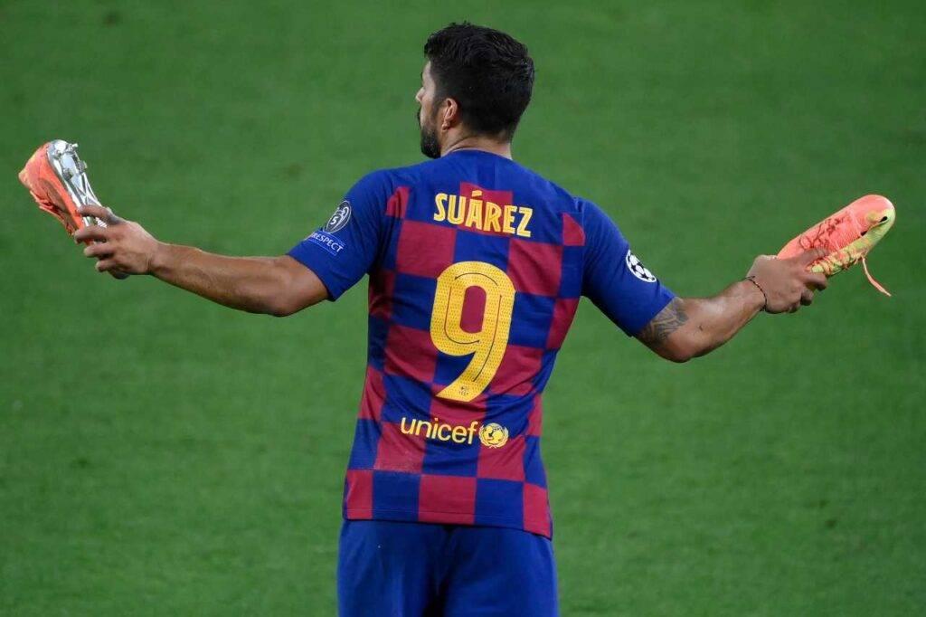 Suarez Barça