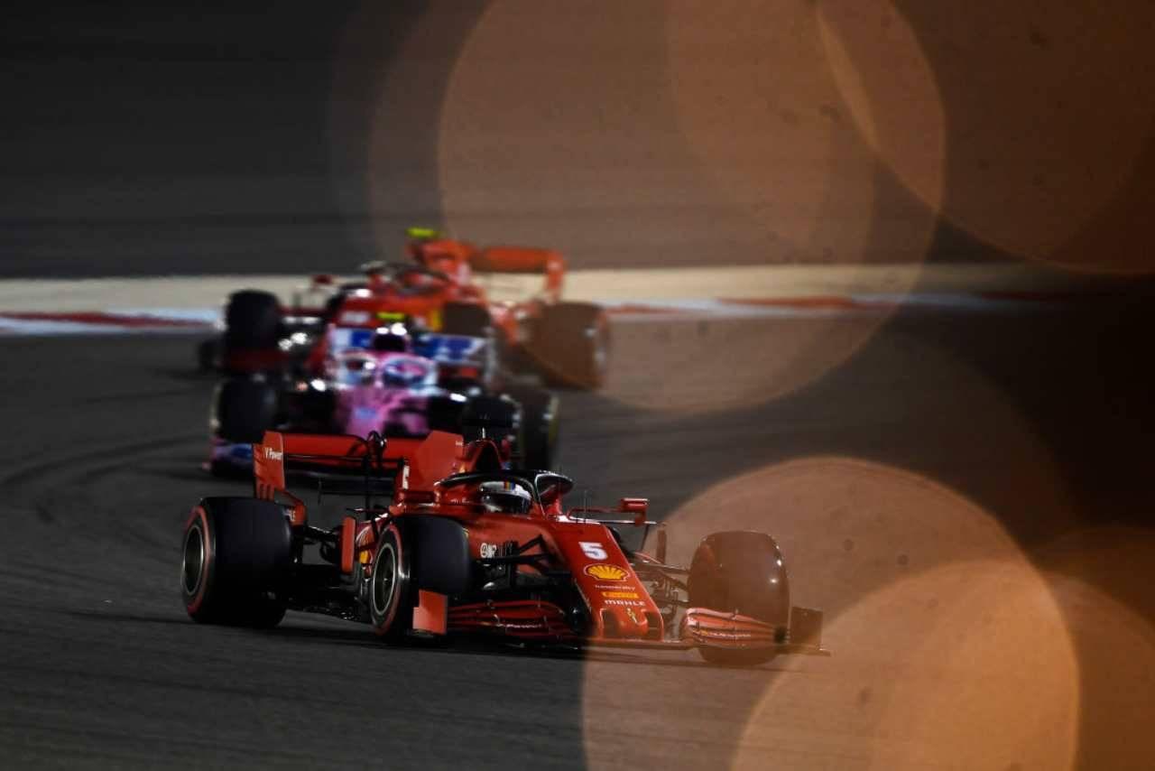F1 Bahrain streaming gratis