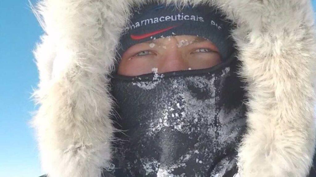 Antartide contagi