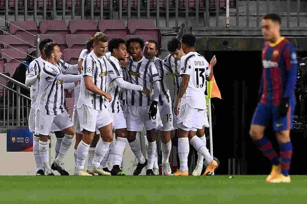 Parma Juventus streaming gratis