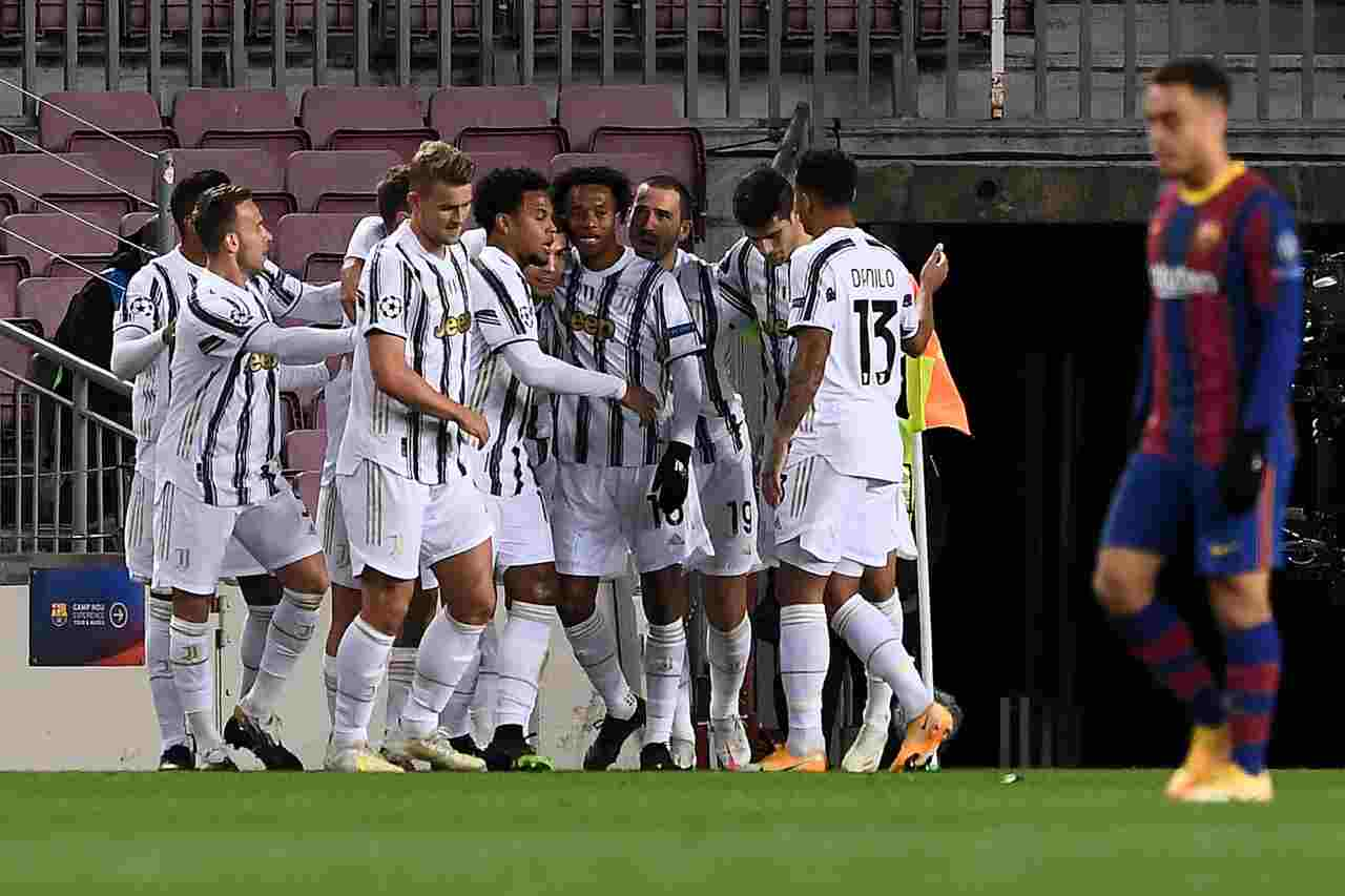 Parma Juventus streaming gratis
