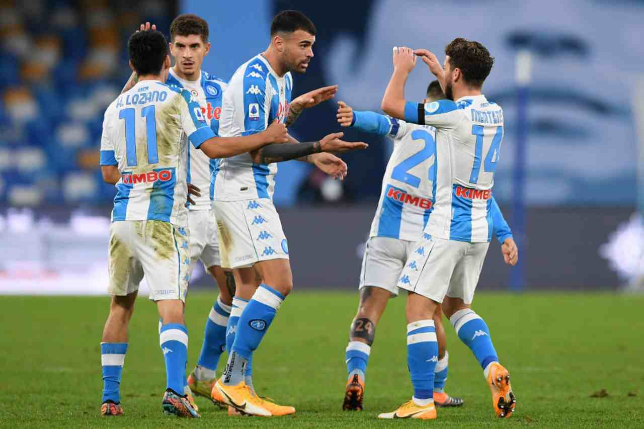 Lazio Napoli streaming gratis