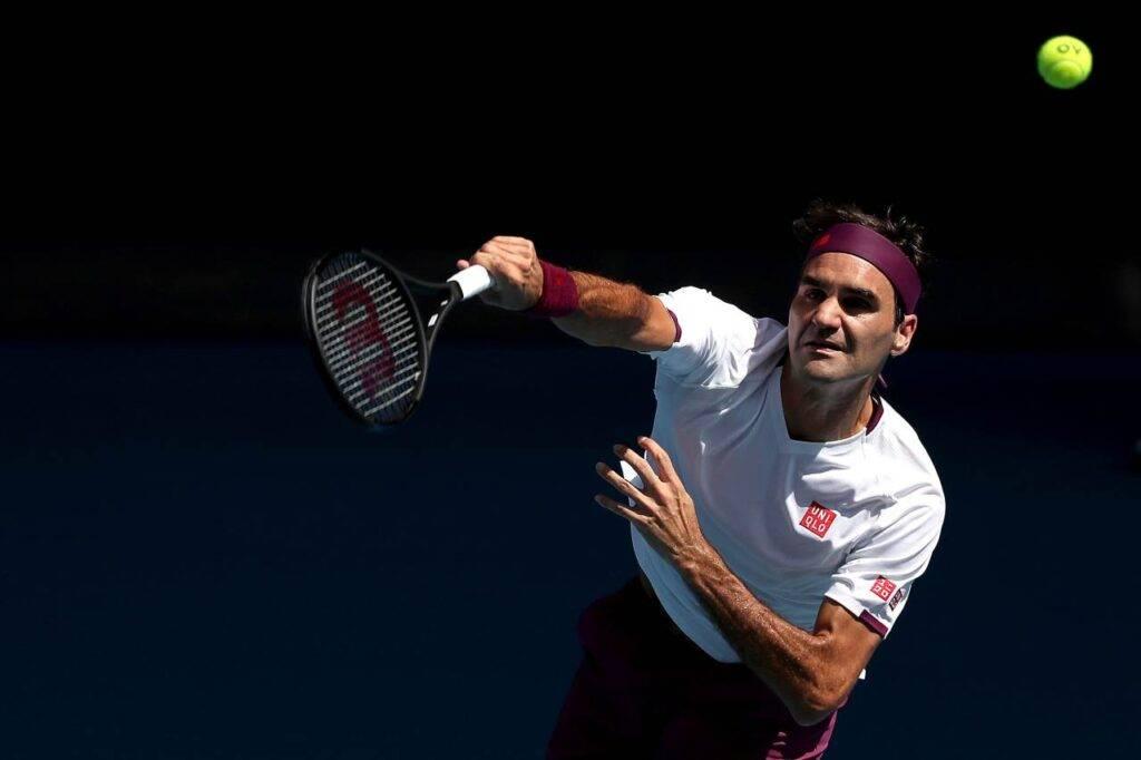 Federer Aus Open