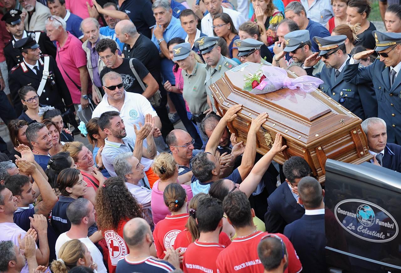Funerali 28 luglio 2013