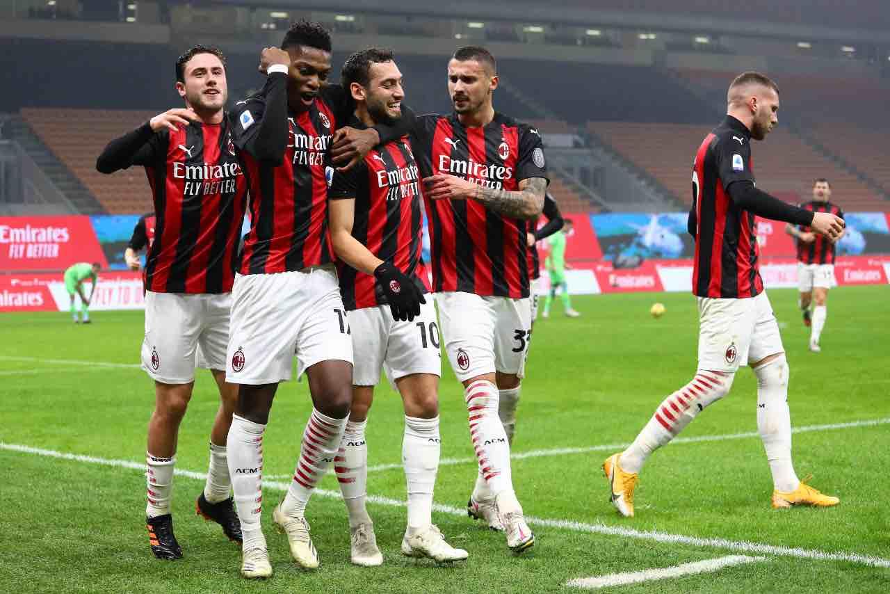 Cagliari Milan streaming gratis