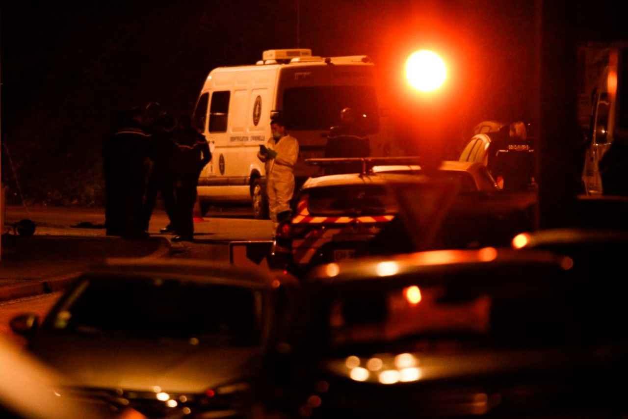 Francia poliziotti