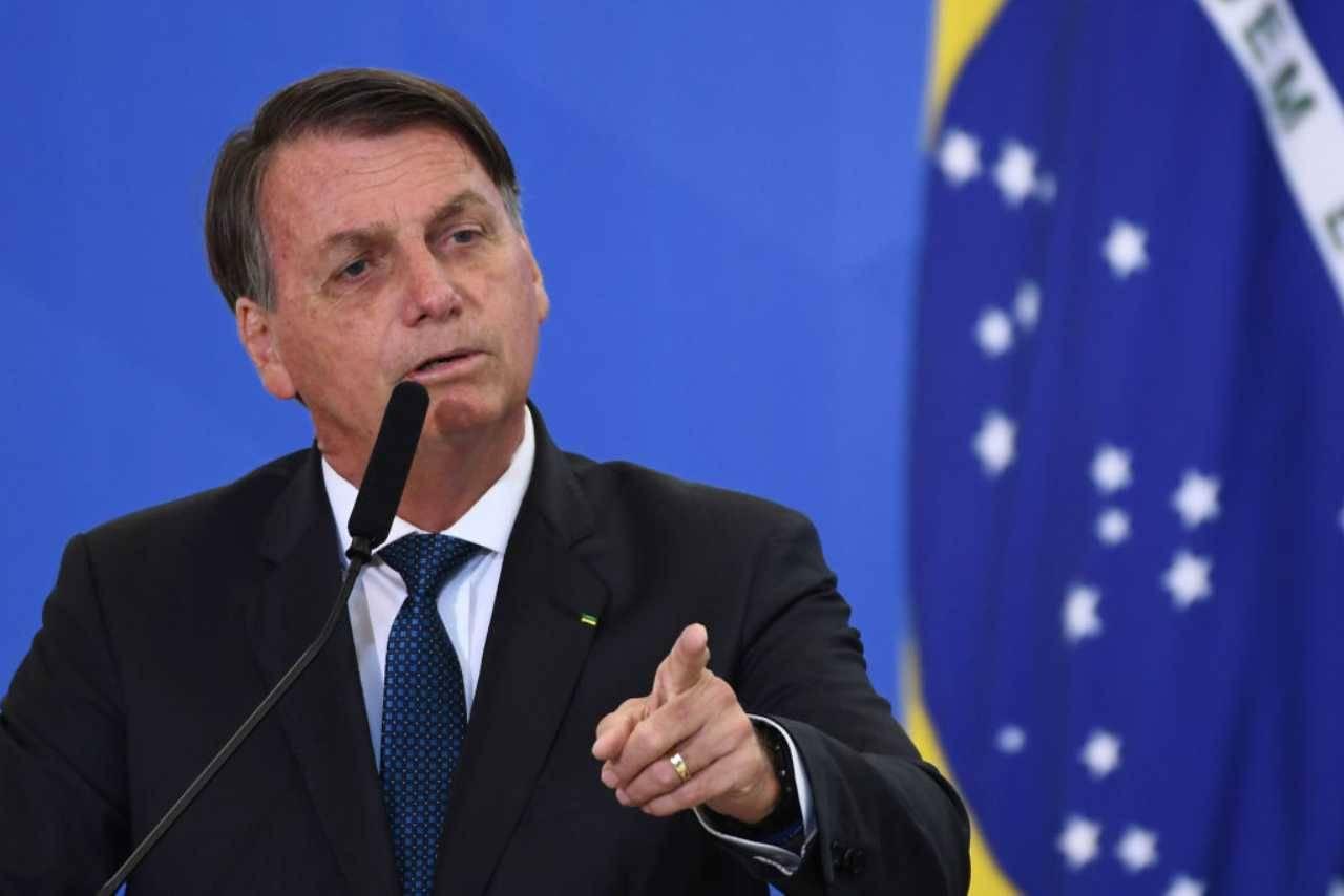 Bolsonaro Pfizer