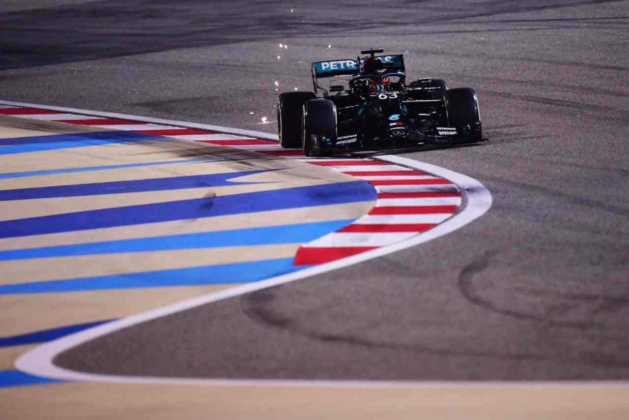 F1 Sakhir Streaming gratis