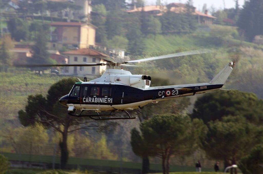 Indagini Carabinieri