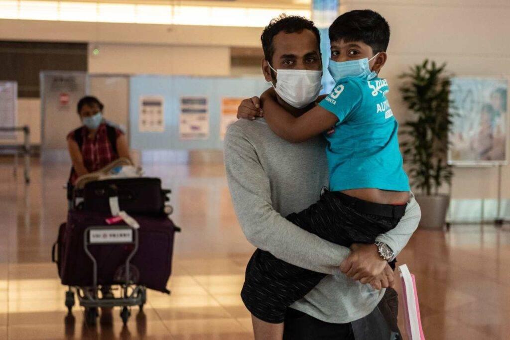 India bambini malattia