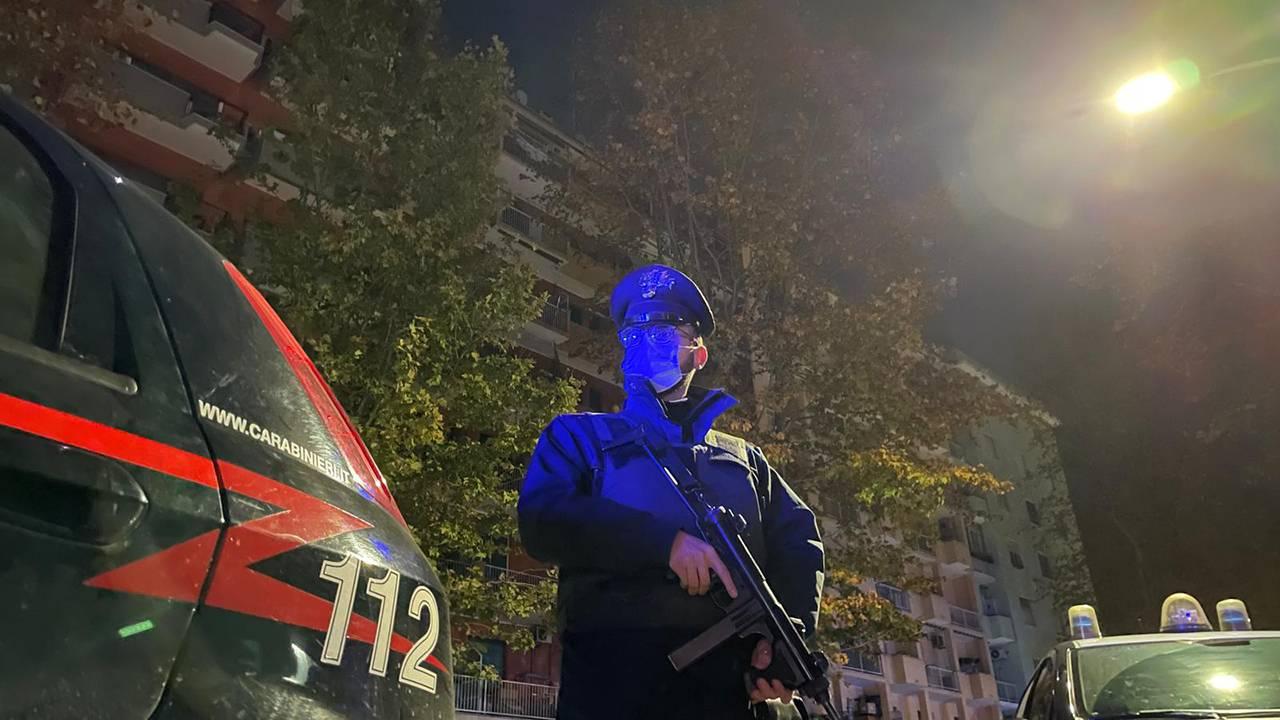 Carabinieri Femminicidio