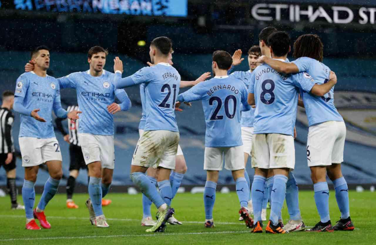 Casi di Covid-19 nel Manchester City: rinviata la gara contro l'Everton