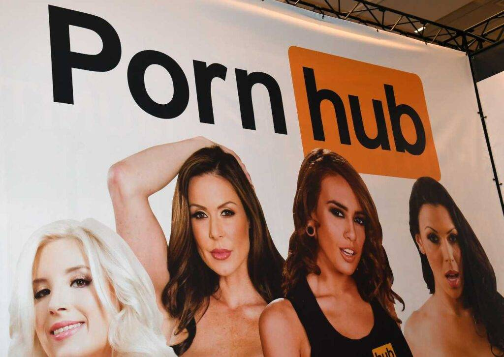 Pedofilia Pornhub
