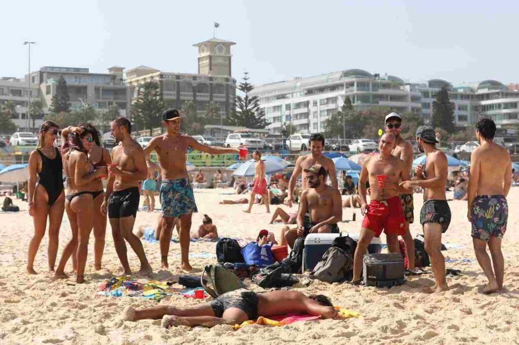Sydney party