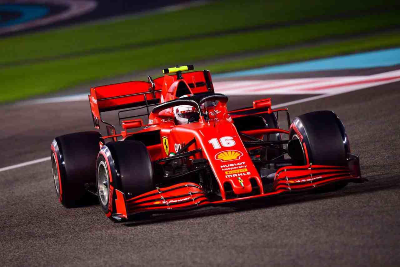 F1 Abu Dhabi streaming gratis