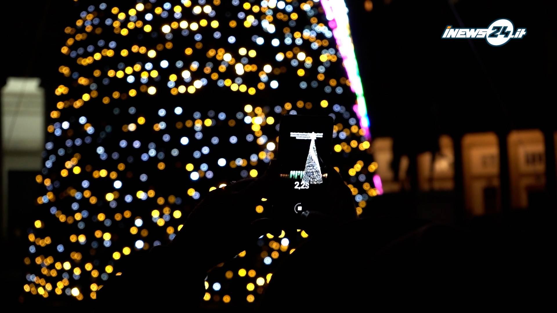 L'albero di Natale di Napoli