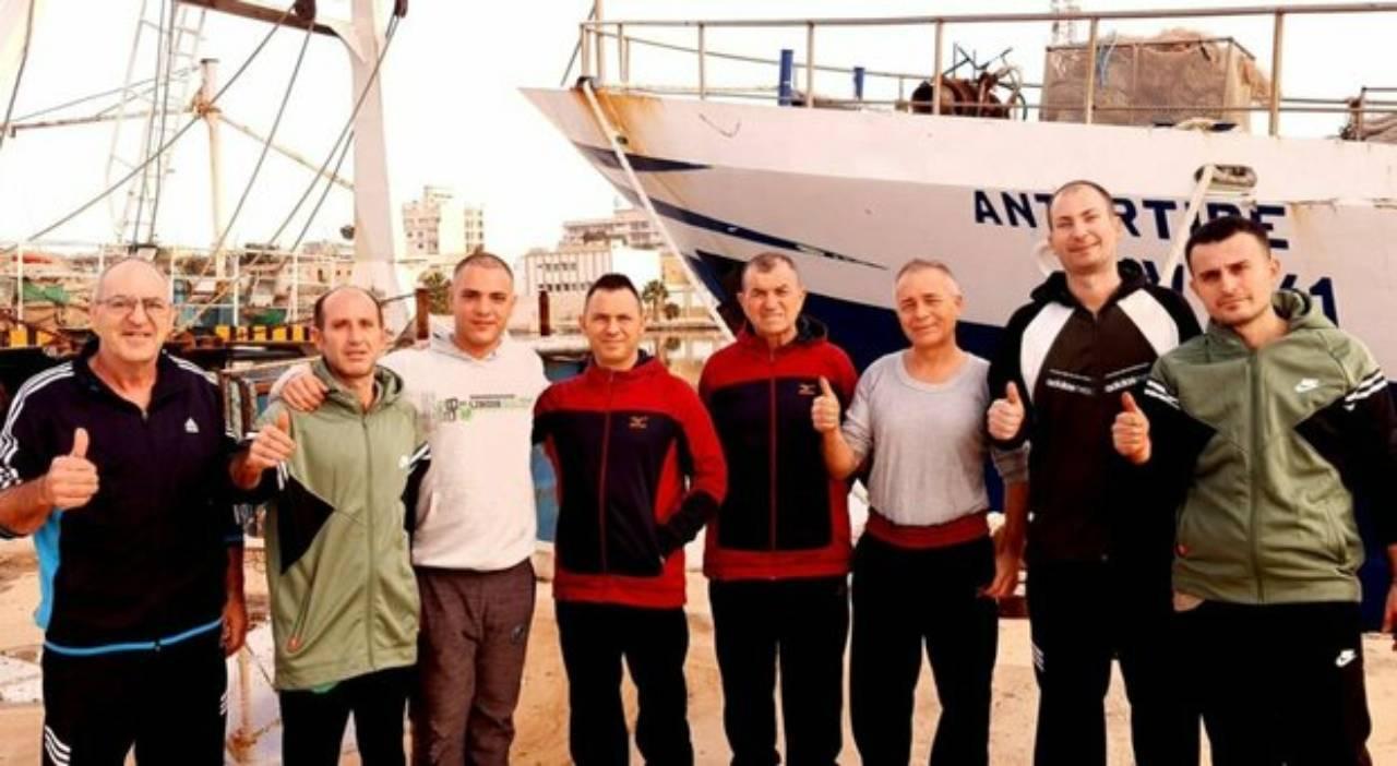Libia pescatori