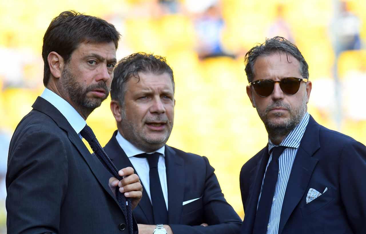 Dirigenti Juventus