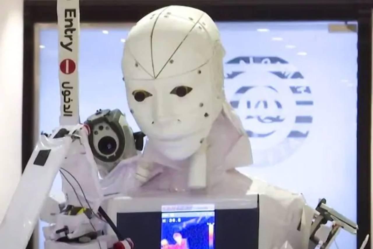Egitto robot
