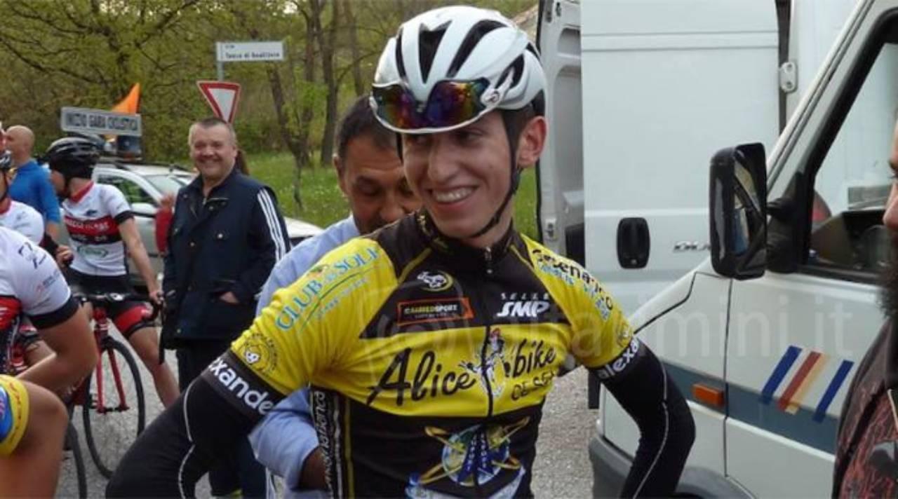 Morto Michael Antonelli, promessa del ciclismo: era risultato positivo al Covid