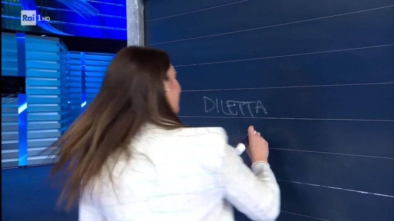 Sono gelosa di Diletta Leotta