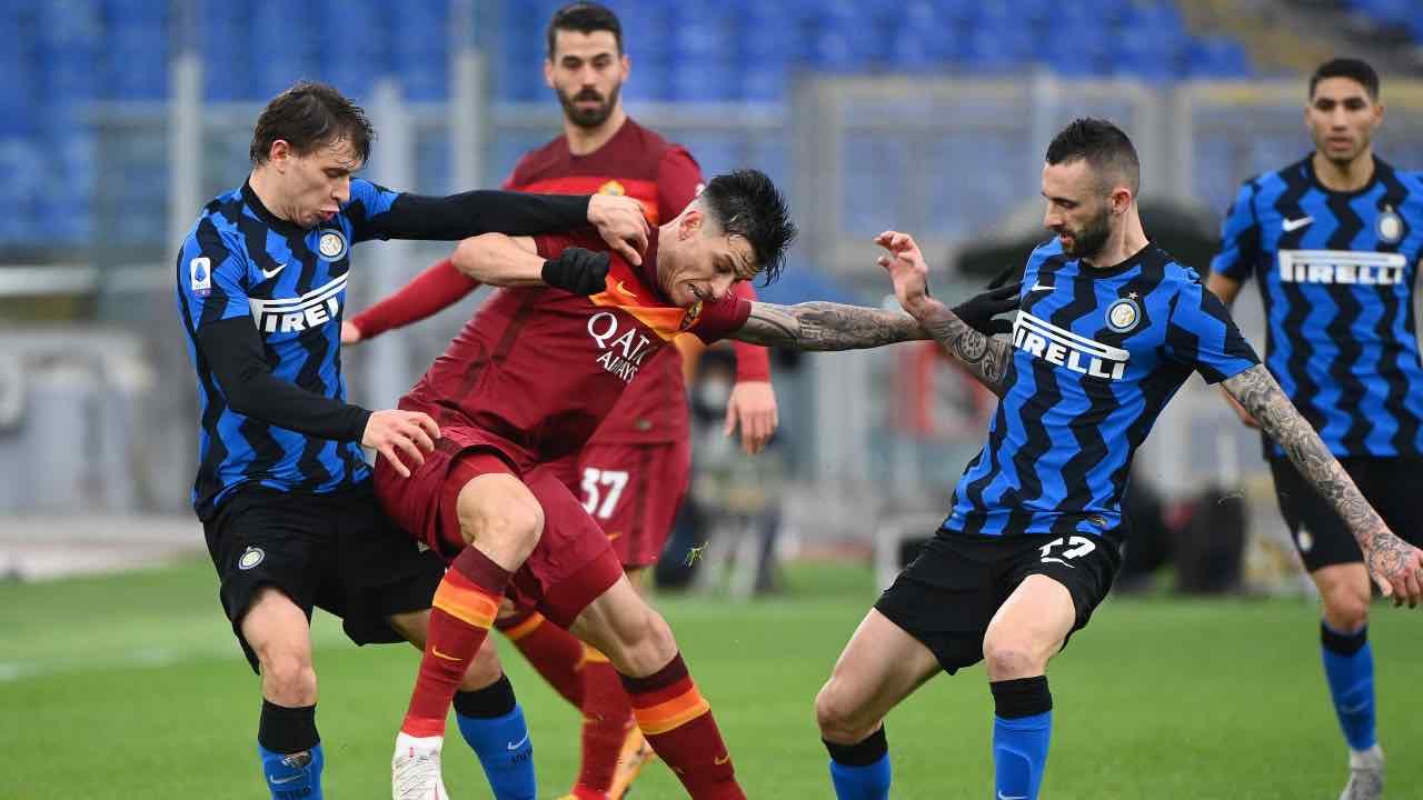 roma-inter highlights