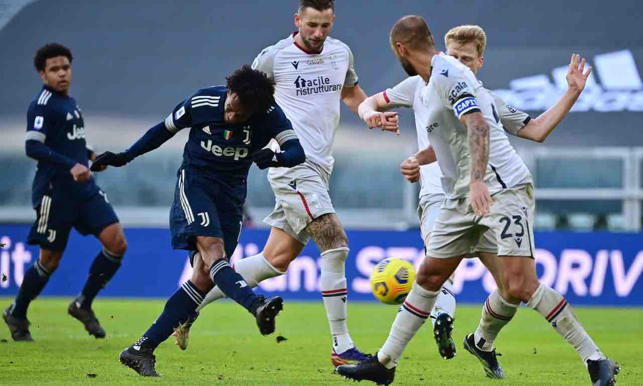 Juventus-bologna streaming gratis