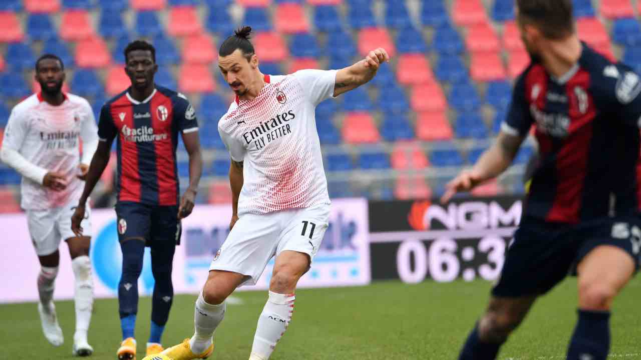 bologna-milan highlights