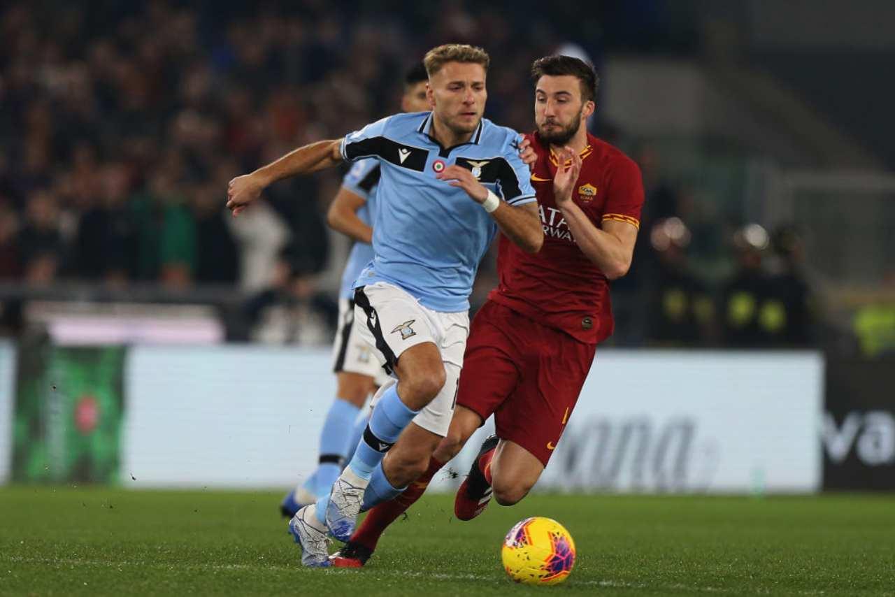 Lazio Roma streaming gratis