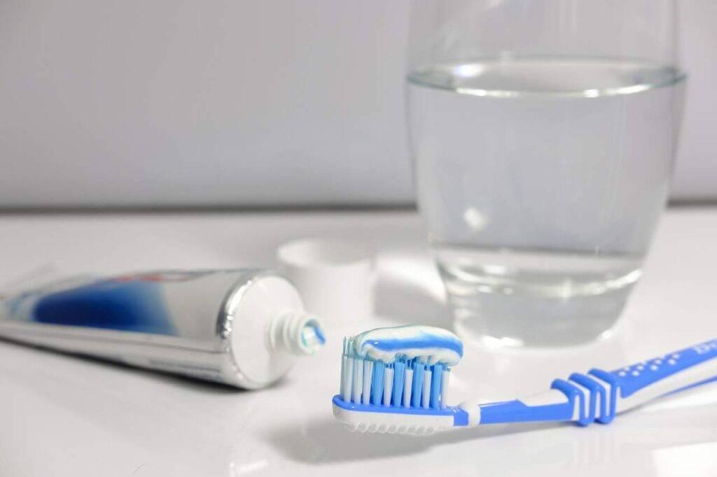 Denti lavaggio