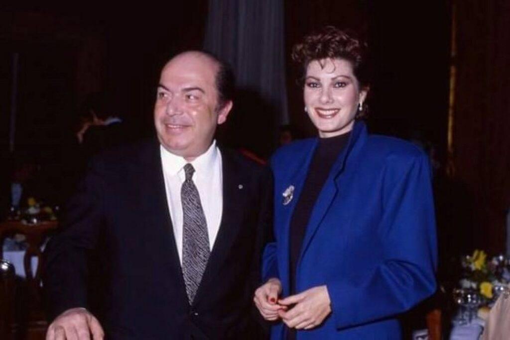 Edwige Fenech e Lino Banfi