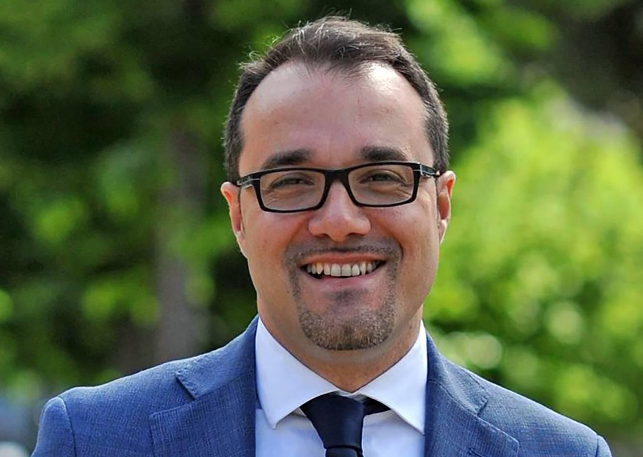 Gaetano Cimmino, sindaco di Castellammare di Stabia - Foto Facebook