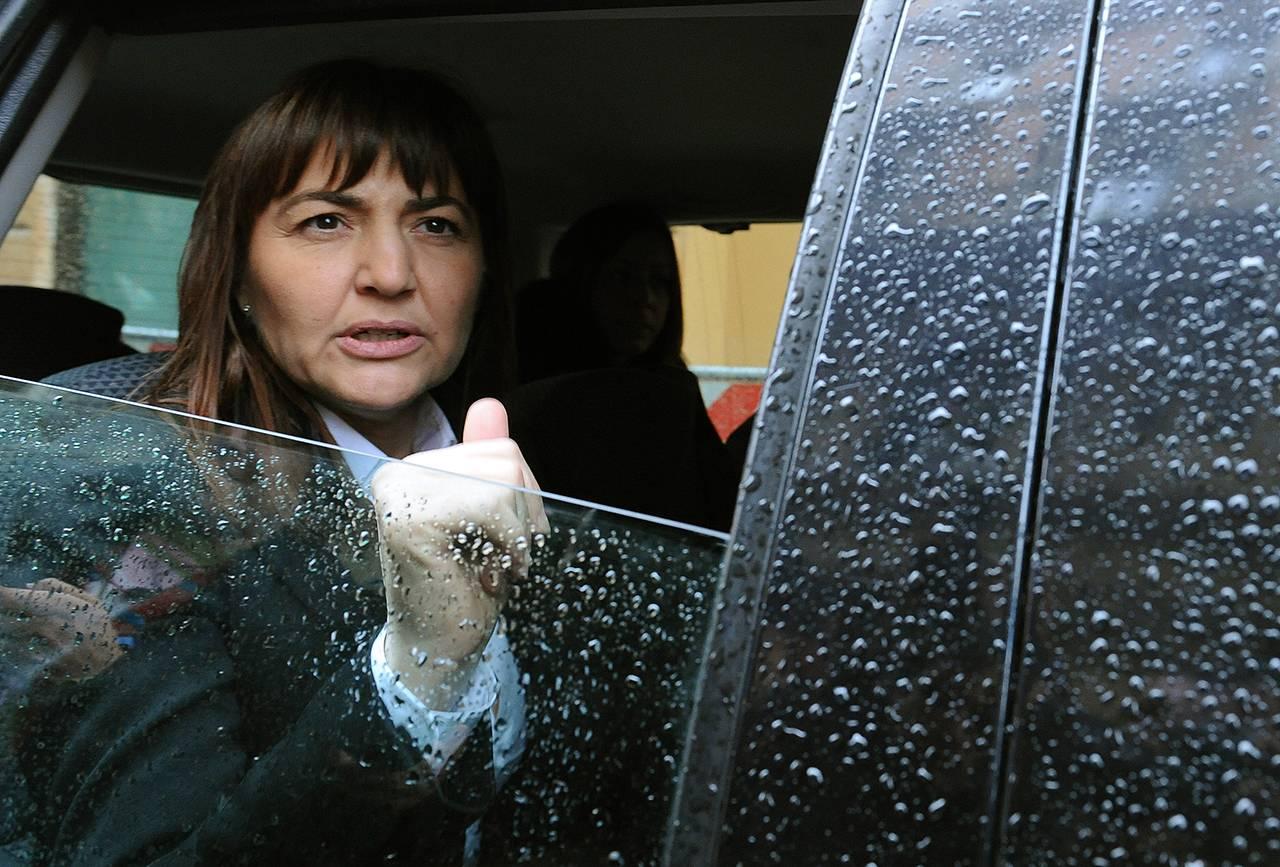 Renata Polverini, deputata ex Forza Italia - Getty Images
