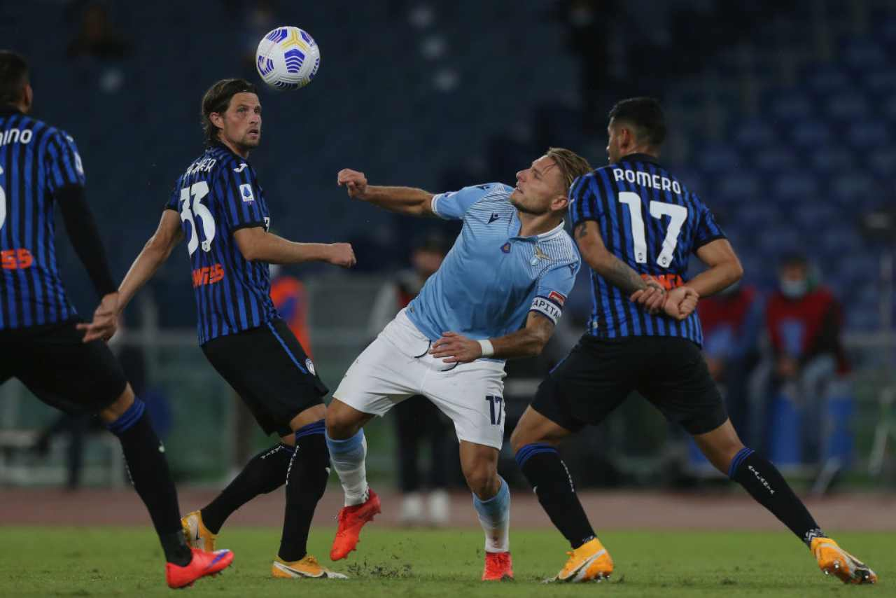Atalanta Lazio streaming gratis